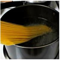 Pasta alla puttanesca step 3