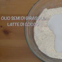 Biscotti al cocco Ricetta Vegana step 2