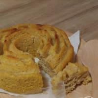 Calabaza torta de pan