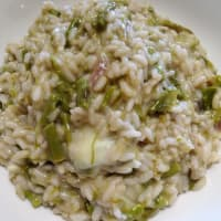 Risotto Asparagus And Gorgonzola