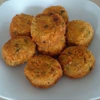 Croquetas de papa y espinaca rellena de queso vegano paso 10