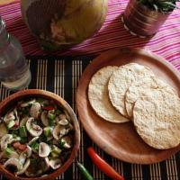 Coco aguachile step 2