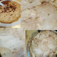 Mocha pie step 4