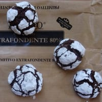 Cracking cookies de chocolate