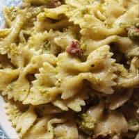 Pesto con calabacín