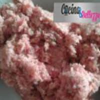 LEER albóndigas con patatas cocidas al horno, crujiente y sabroso paso 1