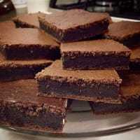 Protein brownies