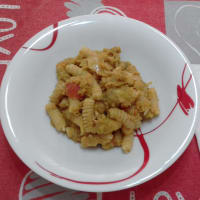 Fusilli With Eggplant And Tuna Cream ...
