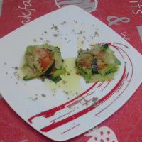 Roselline Di Zucchine aromatiche...