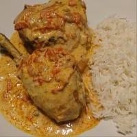 Pollo alla paprika Paprikash