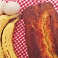 plátano Plumcake
