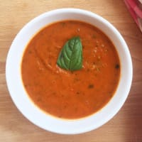 Fresh And Basil Tomato Sauce