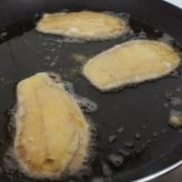 Eggplant parmigiana step 5