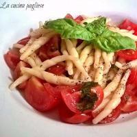 Strozzapreti ai pomodori aromatici