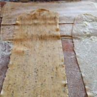 Tagliatelle al tartufo con ragù bianco step 1