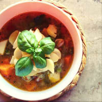 Minestrone Estivo