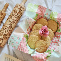 Vegano pastelería corto