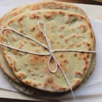 Pane azzimo senza lievito, cotto in padella o in forno step 9