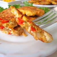 Profunda pechuga de pollo frito paso 3