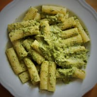 Pesto with zucchini step 4