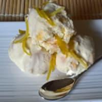 Profiteroles con limón