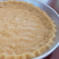 Crostata con gelo di anguria step 2