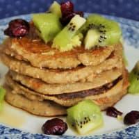 Pancakes vegani