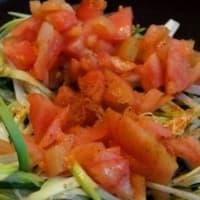 Zoodles Spaghetti di zucchine step 5