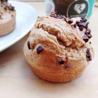 Muffin Proteici Avena Cioccolato step 5