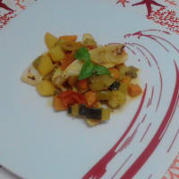 Squid With Vegetables ...