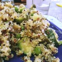 Quinoa Speziata Con Verdure E Anacardi