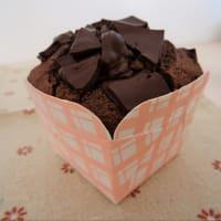 Muffin al cioccolato senza glutine
