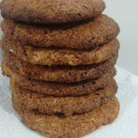 Grandi biscotti al burro di arachidi