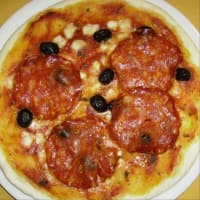 la pizza Diavola