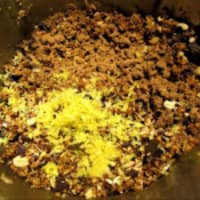 Galletas de maní choco con gemas de sal enteros paso 3