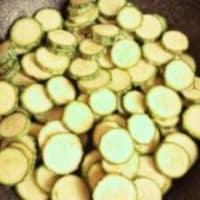 tarta de Venus rice con calabacín y curry de yogur paso 5