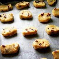 galletas de arándano