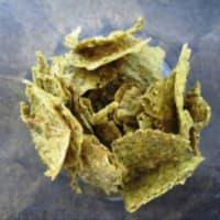 Galletas de arroz fragante mezclada con especias y semillas paso 9
