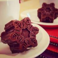 Cioccolatini ripieni con crema al whisky Baileys