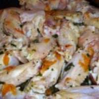 alitas de pollo con cerveza paso 2