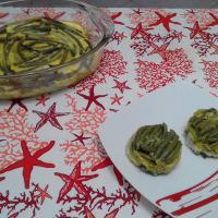 Tortini Di Fagiolini Con Cuore Cremoso Di Zucchine...