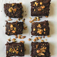 Brownies con calabaza