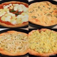 masa integral para pizza