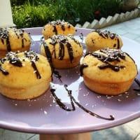 Muffin Al Cocco step 4