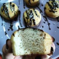 Muffin Al Cocco step 3