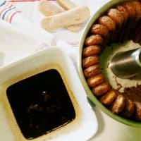 Cake tiramisu step 4