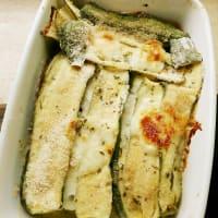 calabacín Parmigiana