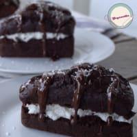 Pastel de Coco Yaya Choco Cake