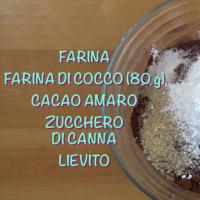 Yaya Cake Choco Coco Cake step 1