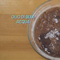 Pastel de Coco Yaya Choco Cake paso 2